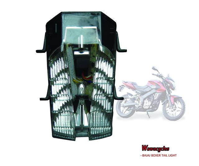 Wawacycles Motorcycle Spare Parts BAJAJ PULSAR TAIL LIGHT