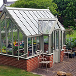 Greenhouses, glasshouses