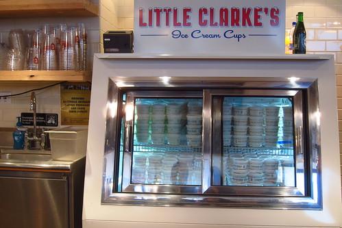 Clarke's Standard Ice Cream