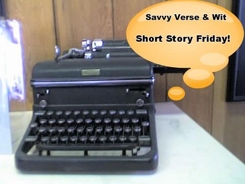 typewriter short story friday
