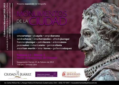 EXPOSICION MONUMENTOS DE LA CIUDAD