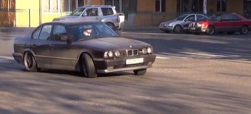 BMW M5: Paskutinės nelegalios lenktynės