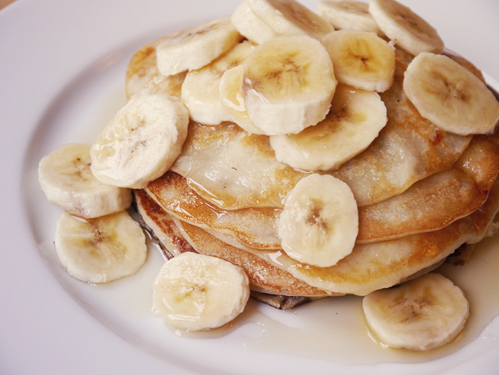 banana pancakes recipe 4