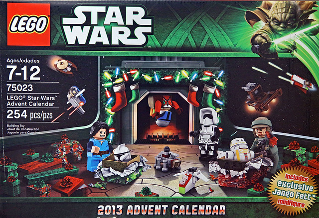 LEGO Star Wars 75023 - Advent Calendar