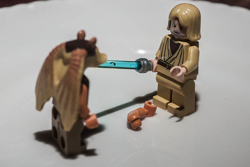How it should have been