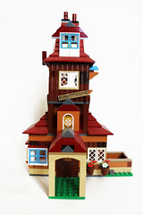 LEGO Harry Potter The Burrow (4840)