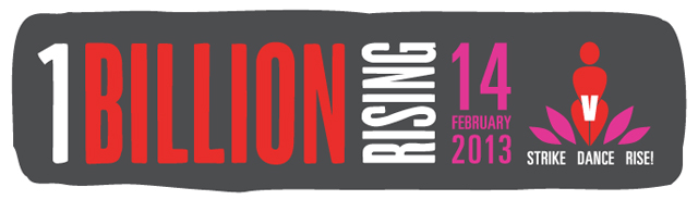 valentines day, #1billionrising, logo, 1billionrising