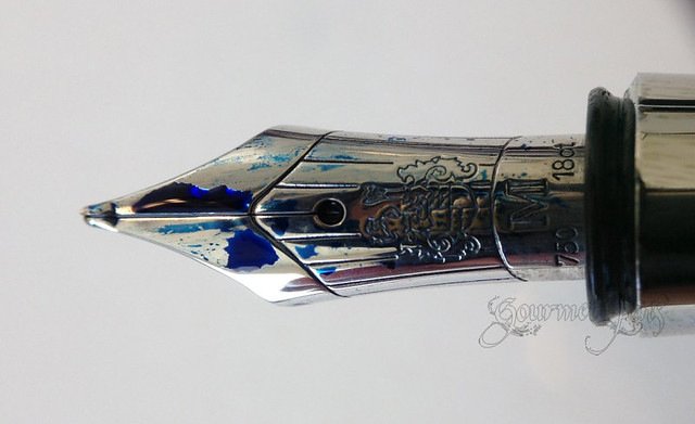 Graf Von Faber-Castell Nib Close Up