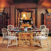 McGuire Furniture - Dining Set by franceseattle