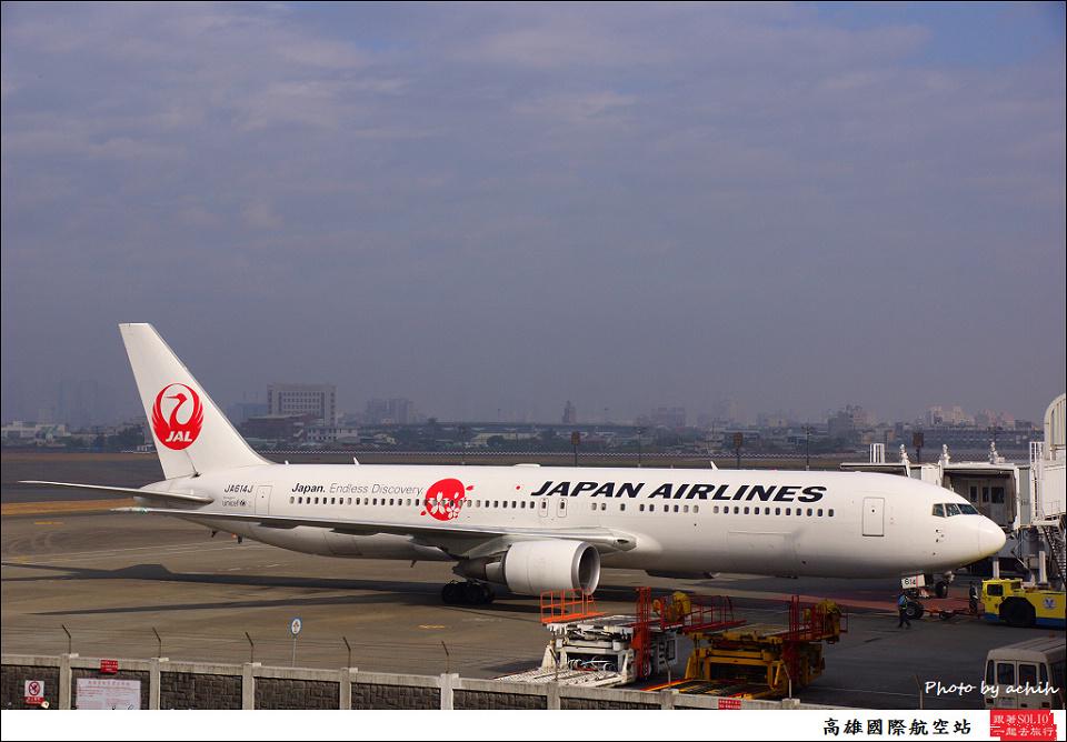 JAL JA614J客機005