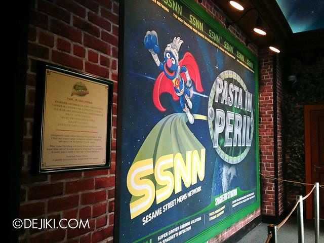 Sesame Street News Network Poster
