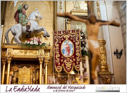 LA ENDIABLADA DE ALMONACID DEL MARQUESADO : 2-2-2013