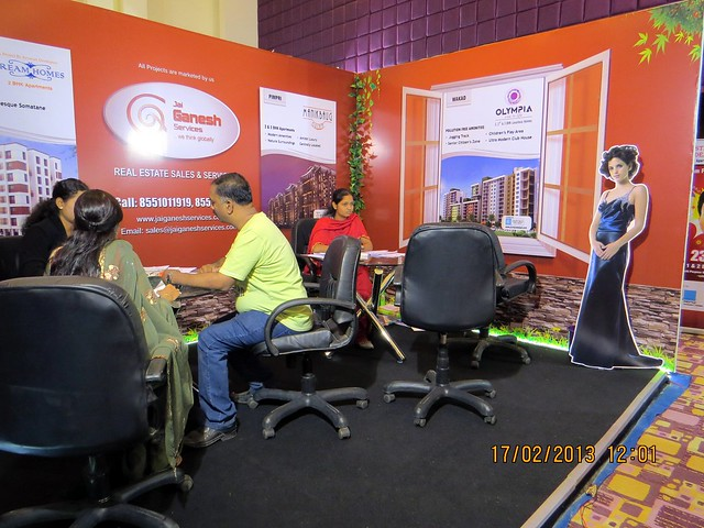 "Olympia Wakad - The Times of India Pune Property Exhibition  ""Invest in West Pune""  16th & 17th February 2013"