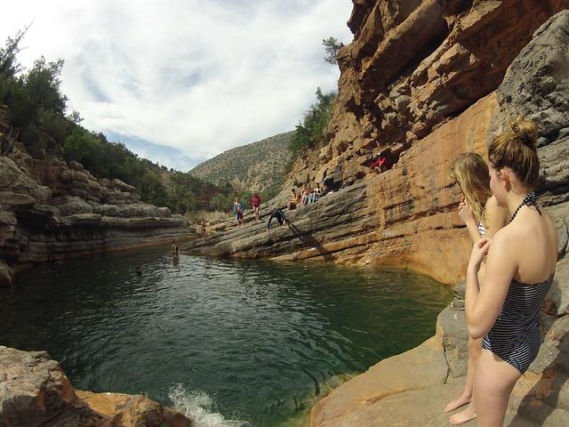 Feb 13 Morocco trip-paradise valley