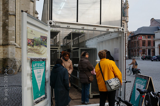 ARTEFACT Leuven 2013