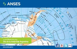 22 de febrero. Día de la Antártida Argentina