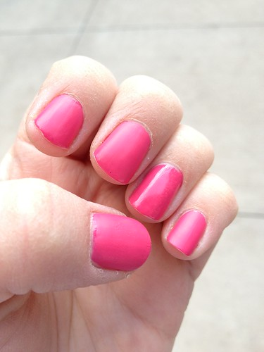 Rimmel London Posh Pink
