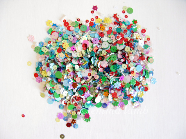 plastic shapes | Emma Lamb