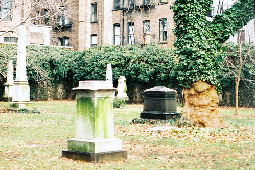 New York City Marble Hill Cemetery (Film)