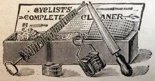 Muc Off bike brush set, 1897