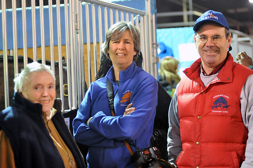 The Pons Family of Country Life Farm/ Merryland at the Maryland Horse World Expo