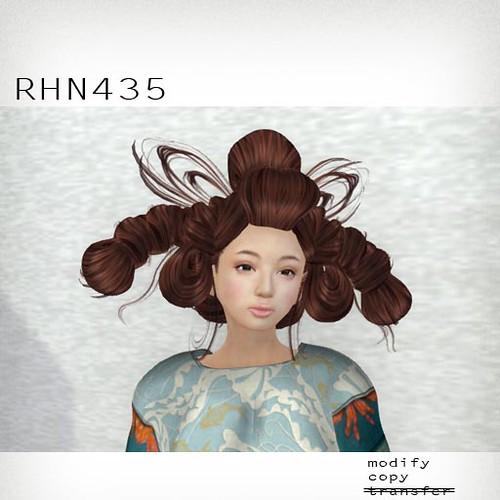booN RHN435 hair