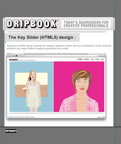 nerosunero html5 @ Dripbook by nerosunero