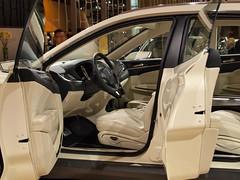 CIAS 2013 - Lincoln MKC SUV Concept