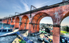 Stockport Viaduct HDR