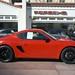 2007 Porsche Cayman 5spd Guards Red Black in Beverly Hills @porscheconnection 711