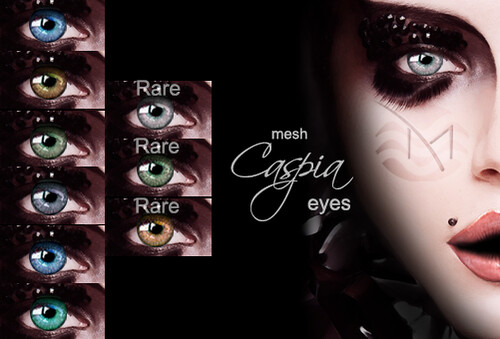 Caspian_eyes-Irish Gacha Fair by ::Modish::