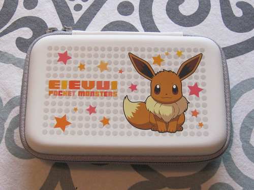 Eevee 3DS LL Case
