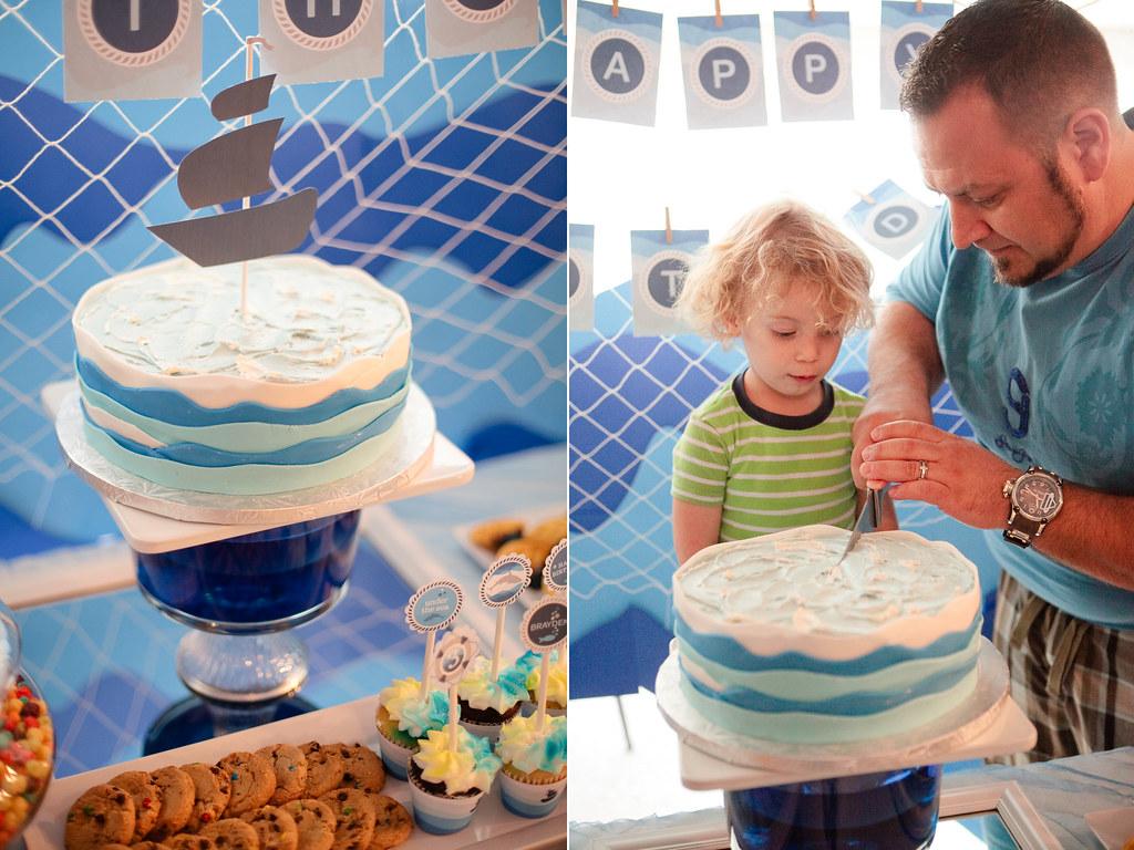 Brayden's Under the Sea Birthday Party-31_2