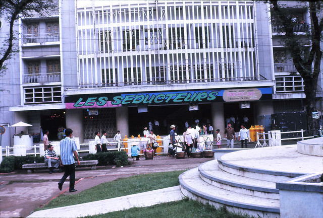 Theater Rex Hotel - Saigon 8-67