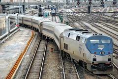 Amtrak Chicago