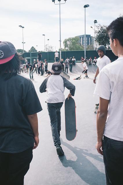 Bro Style BBQ & Skate Jam @ Westchester Skate Park