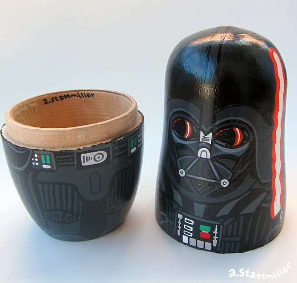 Star Wars Nesting Dolls 04