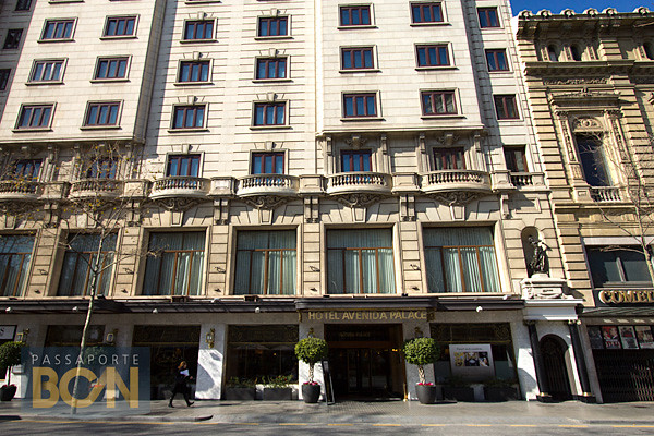 Hotel Avenida Palace, Barcelona