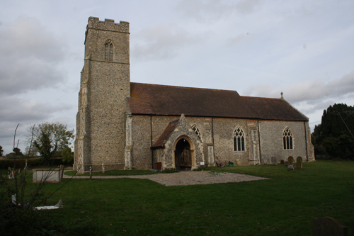 St Mary, Antingham, Norfolk