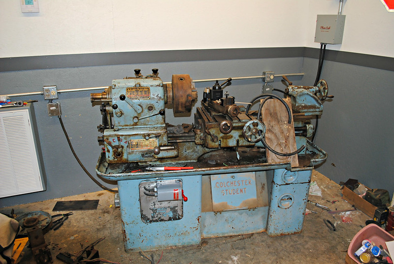 Colchester Student Lathe - Tips or Pointers Please - The