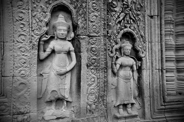 C067 Devatas - Preah Khan
