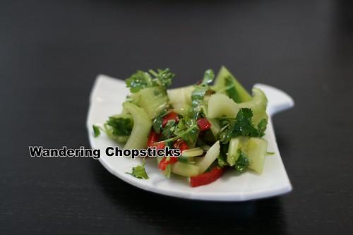 Sichuan Szechwan Celery Salad 1