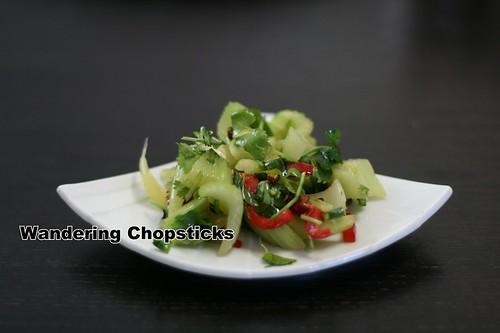 Sichuan Szechwan Celery Salad 2