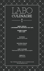 bouffe menu