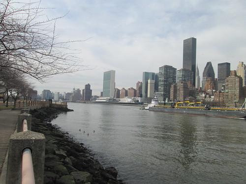 Roosevelt Island, NYC. Nueva York