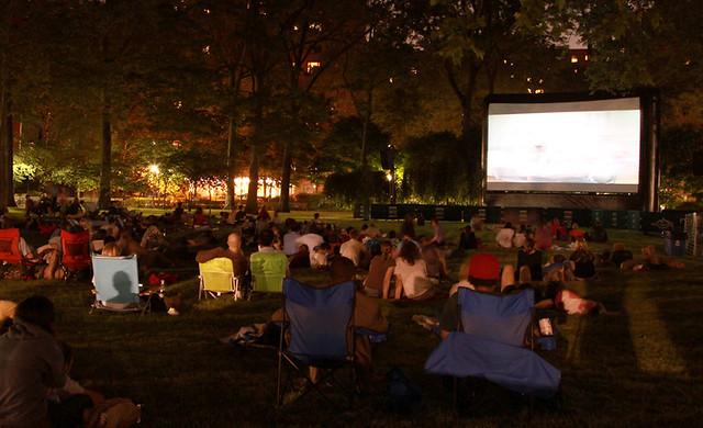 PCVST Movies on the Oval