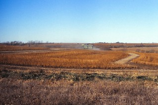 Kansas   -   South of Leavenworth   -   Vacation   -   November 1981