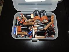 Recharged Alkaline Batteries