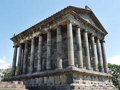 Chrám Garni aneb Po stopách Římanů v Arménii