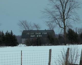 barn near Almonte